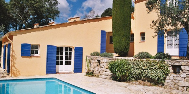 Image of Villa Charmante exterior and pool - France