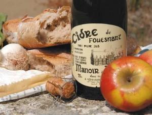 Image of a Breton picnic