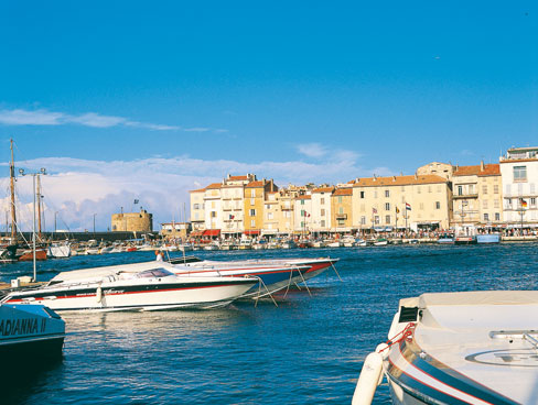 Image of Harbour - St Tropez - Provence