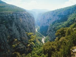 Gorge du Verdon - Provence