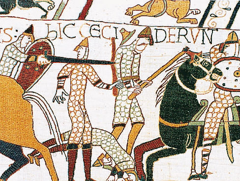 Bayeux Tapestry - Normandy