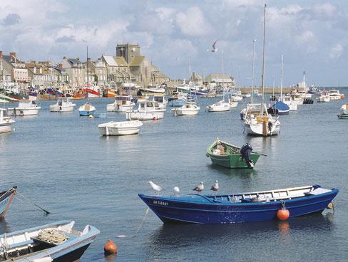 Barfleur - Manche - Normandy