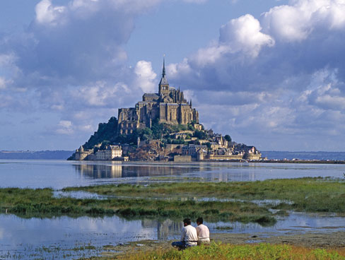 Mont St Michel - Normandy