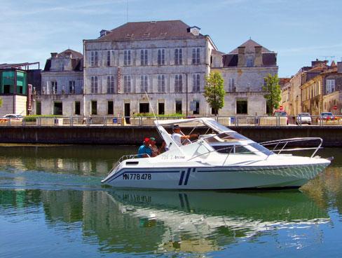Hennessy cognac house - Cognac - Poitou Charentes