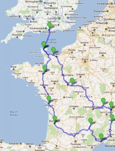 Top Ten Regional Restaurants Route