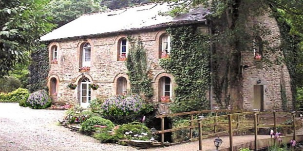 Le Moulin de la Touche Brittany - Holiday France Direct