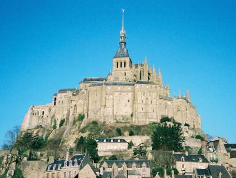 Mont St Michel Normandy