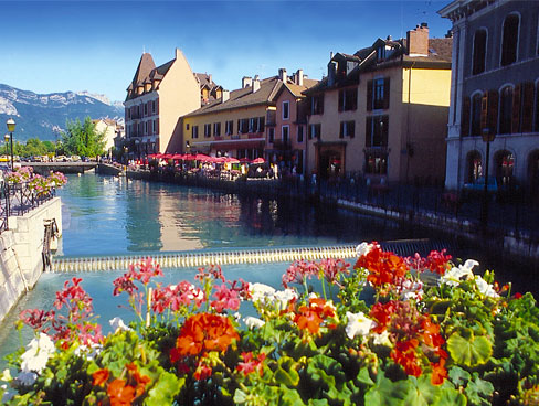 Beautiful Annecy