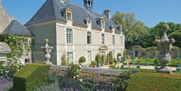 Chateau de Brecy, Normandy