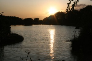Garden Lake, Hunters Retreat