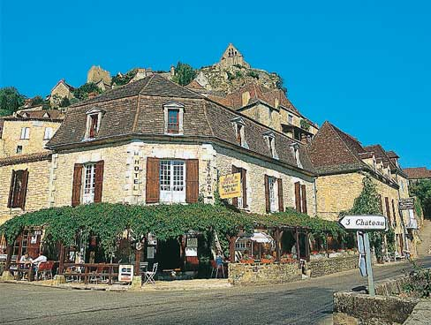 Beynac Dordogne France
