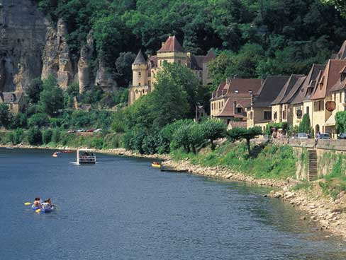 La Roque Gageac Dordogne France