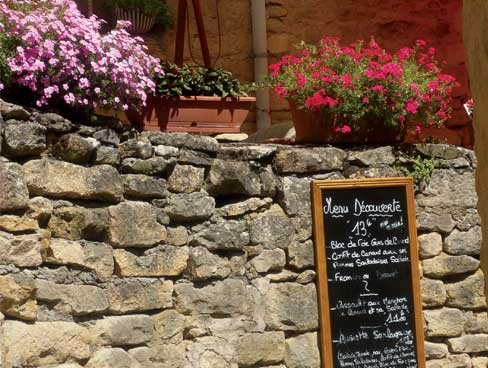 Sarlat Dordogne France