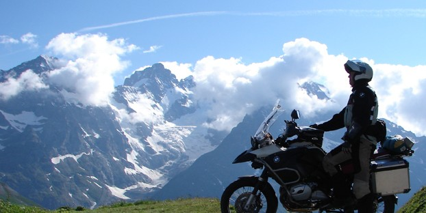 Motorcycling in France