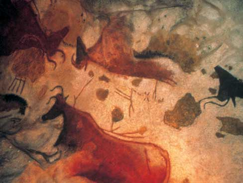 Lascaux Caves Aquitaine France
