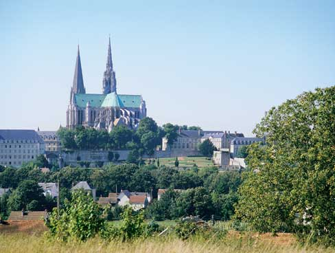 Chartres Cathedral Loire