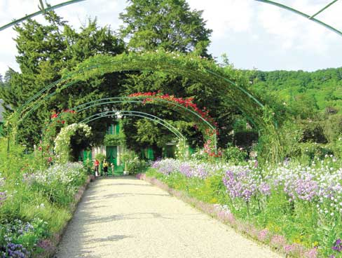 Monet's Garden Giverny Normandy