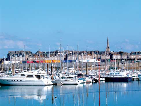 St Malo Brittany