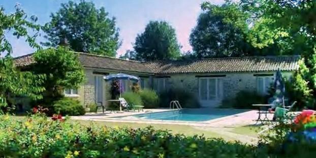 Saule des Bois gites Poitou Charentes