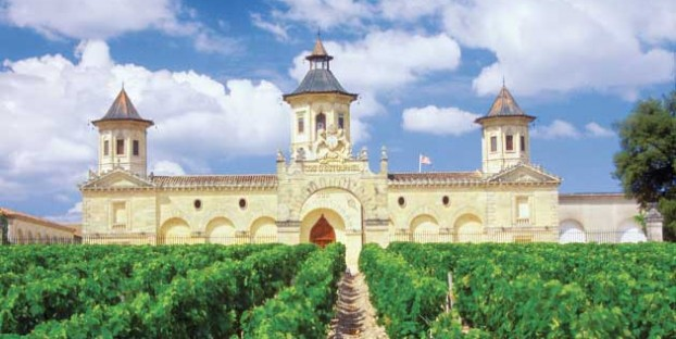 Bordeaux chateau France