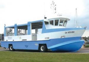 Boat bus Tatihou