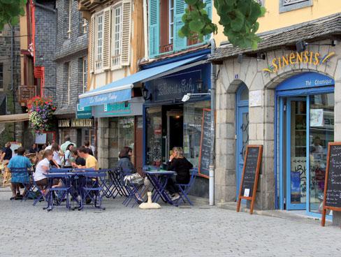 The Square Morlaix Brittany