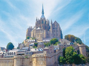 The Mont St Michel