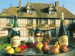 Normandy Calvados and Cider Production