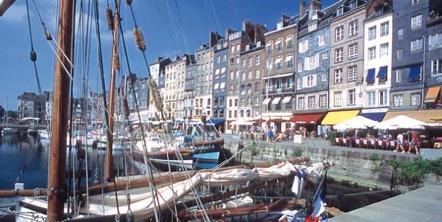 Honfleur Quay