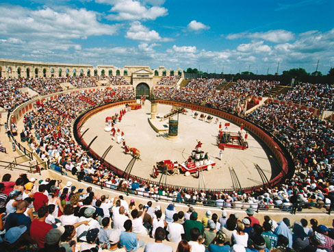 Puy du Fou Coliseum