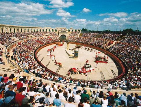 Puy du Fou arena