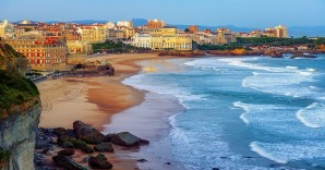 Beautiful biarritz