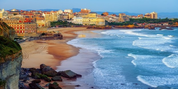 Beautiful biarritz