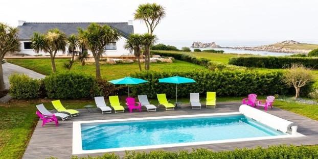Villa Kerfiat, Brittany